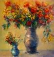 Vase cu flori/Flowers pots