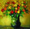 Ulcica cu flori/Flowers pot