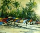 Peisaj la Mombasa/Landscape from Mombasa